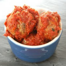 Spicy Meatball Recipe