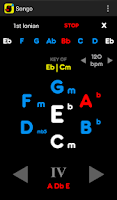 Screenshot of Songo Chord Finder