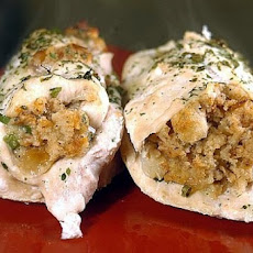 Chicken Breasts Stuffed with Perfection