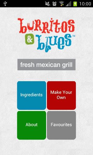 Burritos Blues