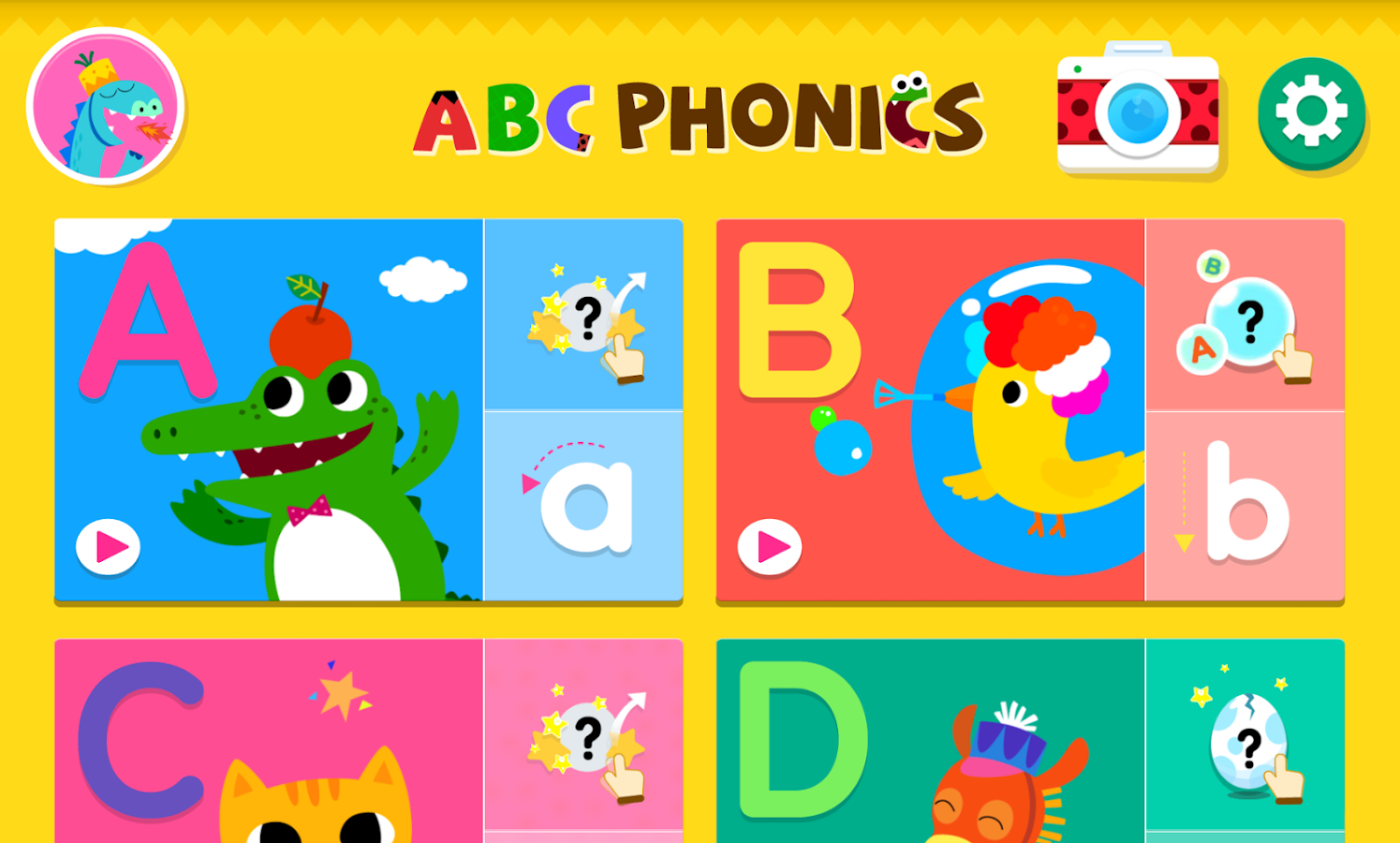 ABC Phonics Screenshot 5