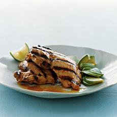 Chipotle-Lime Grilled Chicken
