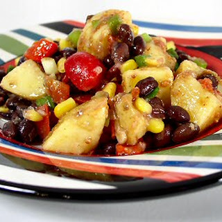 Southwestern Black Bean Potato Salad