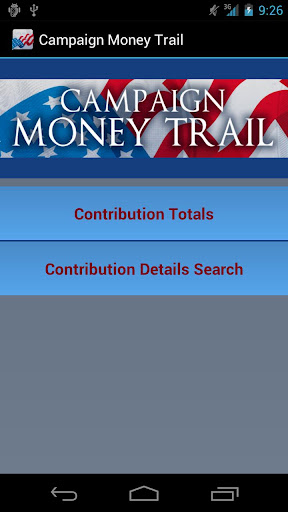 Campaign Money Trail Free
