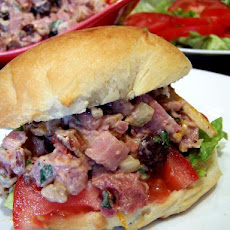 Ham Salad Sweet and Spicy