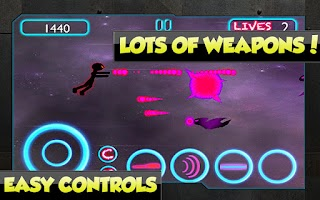 Screenshot of A Space Rage on Roids - FREE
