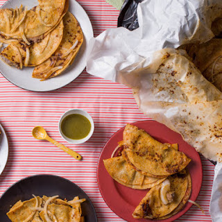 Tacos de Canasta (Basket Tacos for a Party or Potluck)