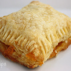 Banana Apricot Turnovers
