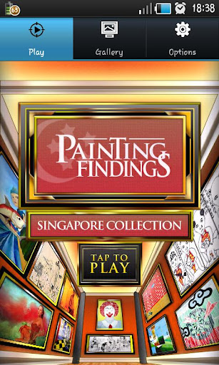 【免費教育App】Painting Findings - Asia HD-APP點子