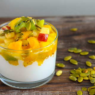 Summer Fruit Salad Parfait