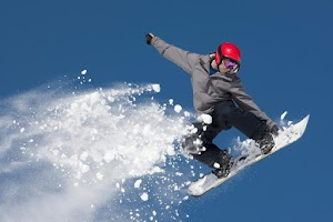 Screenshot of Crazy Snowboard Stunt