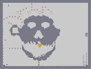 Thumbnail of the map 'Monkey Pirate Skull'
