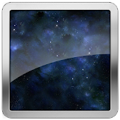 Space Clock HD Live Wallpaper APK for Bluestacks