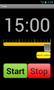 Timer (Free of charge) - screenshot