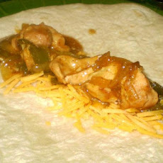 Make-Ahead Chicken Fajitas