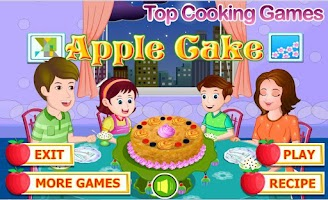 Screenshot of Apple Cake