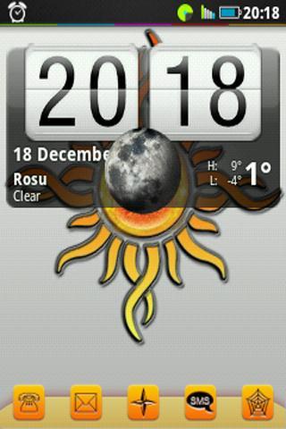 Sunrisepub囲碁ランチャーの例