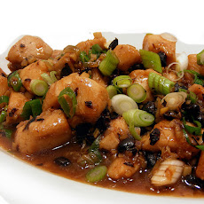 Healthy Black Bean Chicken