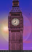 Screenshot of Big Ben Live Wallpaper