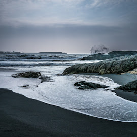 by Terje Jorgensen - Landscapes Beaches