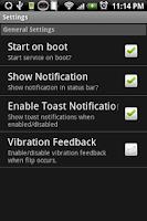 Screenshot of Flip - Vibrate