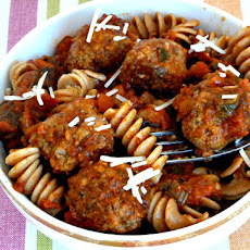 Scott's Turkey Meatballs w/ Panko Bread Crumbs