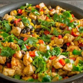 Southwestern Chicken Skillet Recipes