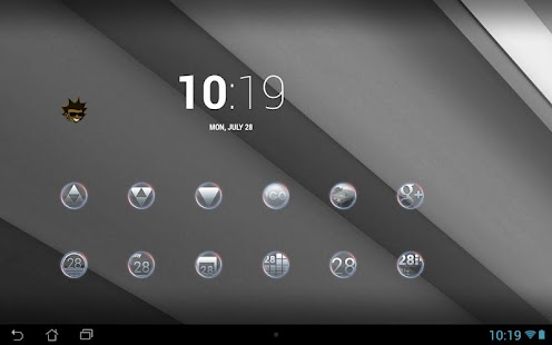 Tha Glassik - Icon Pack- screenshot thumbnail