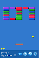 Screenshot of Brick Buster