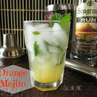 Orange Mojito Recipes