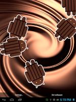 Screenshot of Hot Chocolate Live Wallpaper