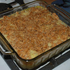 Crunchy Chicken and Rice Casserole