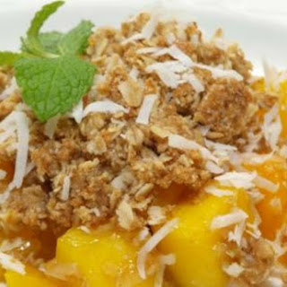 Mango Crisp Oats Recipes