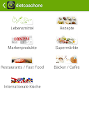 Screenshot of dietcoachone - Der Diät-Coach