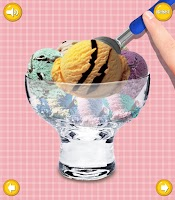 Screenshot of Sundae Maker!