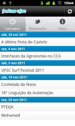 Festas UFSC