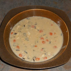 Minnesota Chicken and Wild Rice Soup
