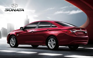 Screenshot of Hyundai Sonata