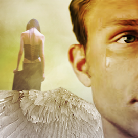 Angel Never Cry Again by Doni Andriady - Digital Art People