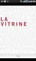 Screenshot of La Vitrine