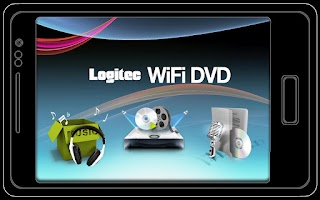 Screenshot of Logitec WiFi DVD