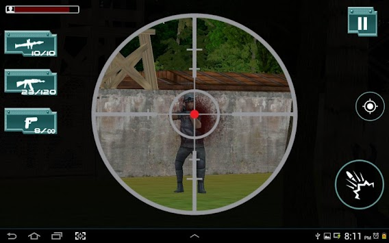 COMMANDO COUNTER STRIKE:ATTACK APK screenshot thumbnail 12