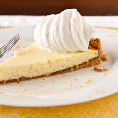 Lemonade Cheesecake Tart
