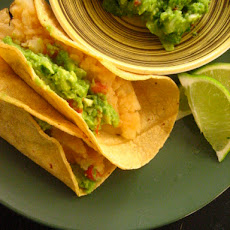 Potatoe & Chipotle Tacos
