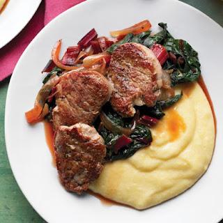 Pork Tenderloin Swiss Chard Recipes