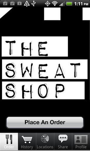 The Sweatshop