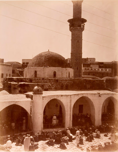 The Great Mosque of Jaffa