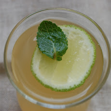 Apple-Mint-Lime cooler