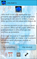 Screenshot of Litho & Co