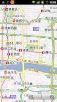 Screenshot of Guangzhou Metro Map